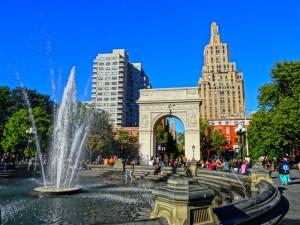 Washington Square Park; Foto: Mario Graß